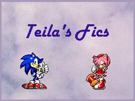Teila's Fanfics! ^^